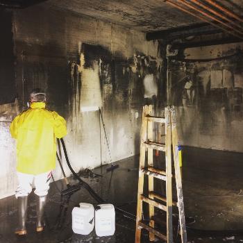 Brandschaden Sanierung