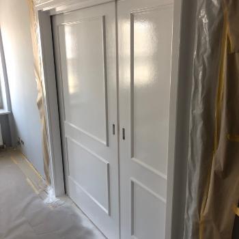 Spritzlackierung Innen
